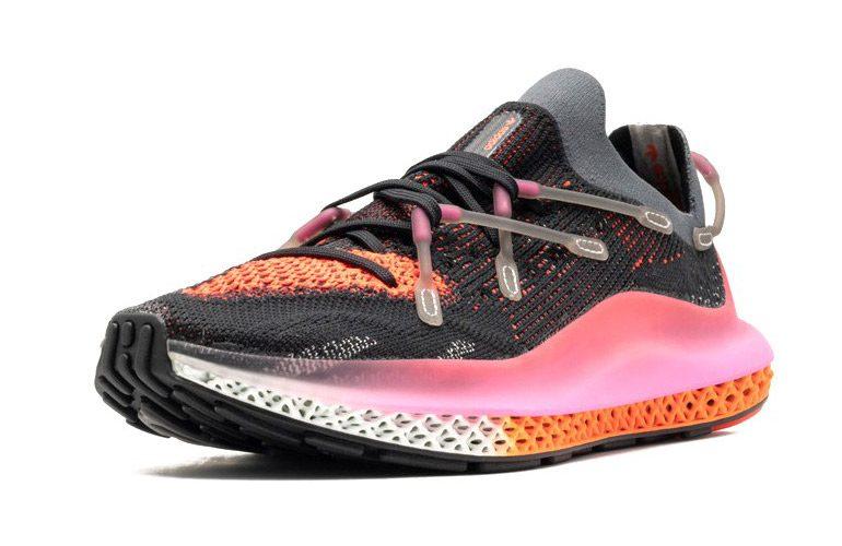 Fusio4D La Primera Zapatilla De Adidas, Con Una Suela Impresa En 3D De Dos Tonos - Impresion 3D