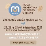 Mabyn Expomabyn Digital , Indumentaria Para Bebés Y Niños - Noticias Breves