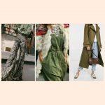 Verde Tendencias 2021: El Caqui, Muchos Colores Y Un Solo Tono - Tendencias 2021/2022 En Textil E Indumentaria
