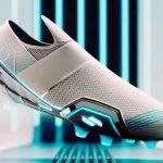 Zapatillas Tesla El Ex Diseñador De Nike Y Adidas Mostró Botines De Fútbol Tesla - Empresas Calzado, Cuero