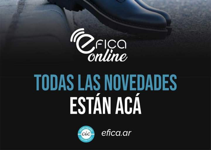Efica Online, Versión Digital De La Tradicional Feria De Calzado
