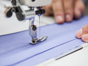 Maquina Coser Plana Industrial La &Quot;Economía De Movimientos&Quot; - Empresas Textiles