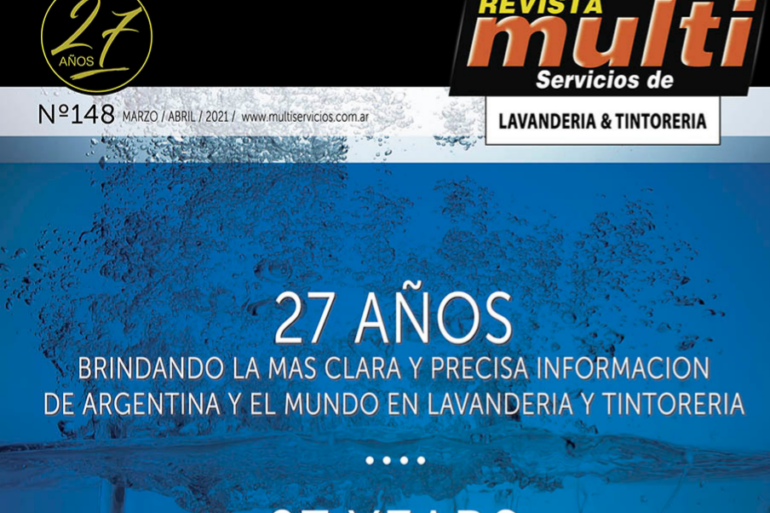 Multiservicios, Servicios De Lavanderías Y Tintorerías Textiles