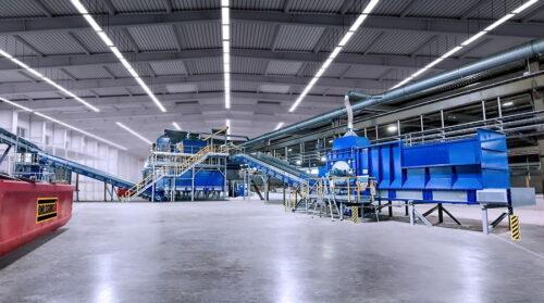 Standler Y Tomra Crean Primera Planta Automatizada De Clasificación De Residuos Textiles