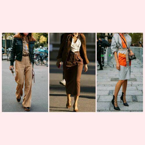 Tendencias 2021: Milan Fashion Week Ss2021 - Street Style