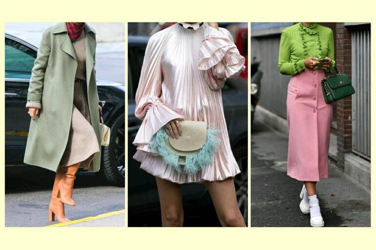 Tendencias 2021: Milan Fashion Week Ss2021
