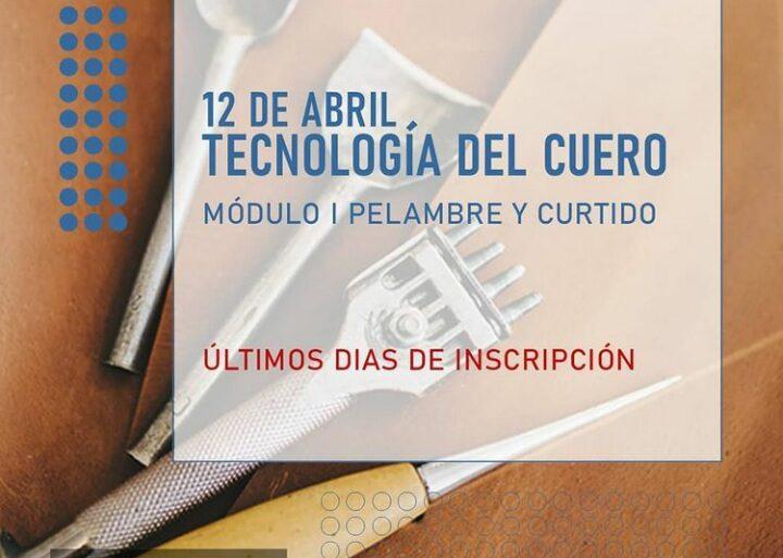Curso Tecnología Del Cuero