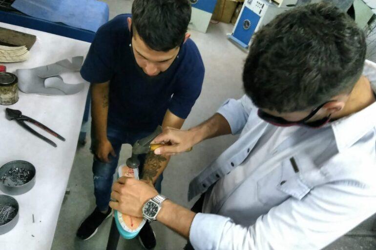 Fabricación Integral De Calzado