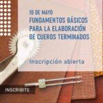 Fundamentos Básicos Para La Elaboración De Cueros Terminados