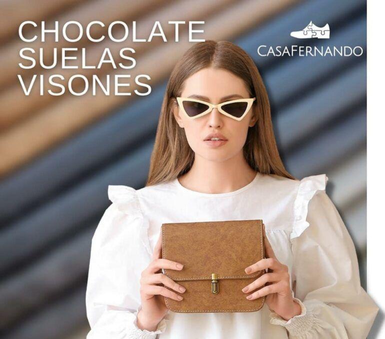 Suela - Chocolate Y Visón