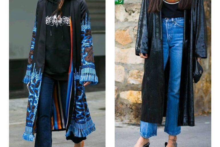 Tendencias 2021-2022: Kimonos En Invierno?, Si