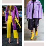 Tendencias 2021/22: Amarillo + Lila