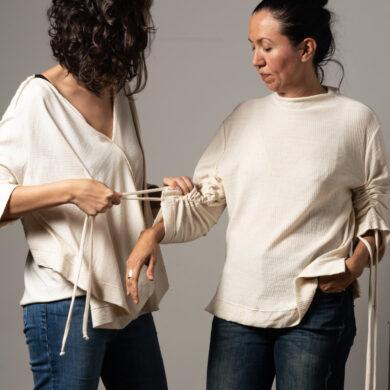 Textil 1 Prendas Textiles 100% Compostables Y Biodegradables - Moda Y Diseñadores Textil E Indumentaria