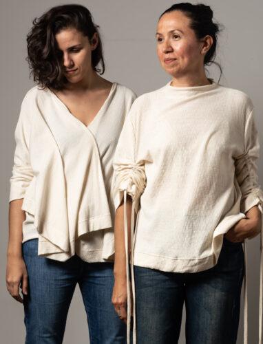 Textil 2 Prendas Textiles 100% Compostables Y Biodegradables - Moda Y Diseñadores Textil E Indumentaria