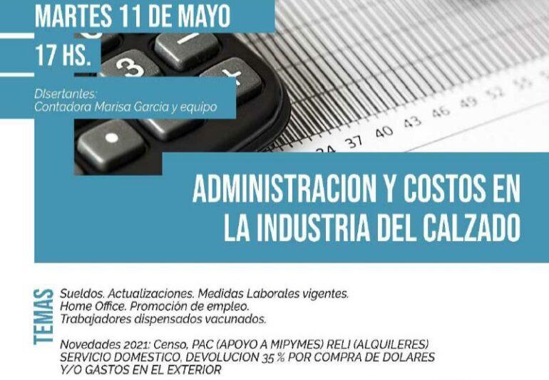 Administración Y Costos En La Industria Del Calzado