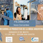 Desarrollo Productivo De La Moda Argentina