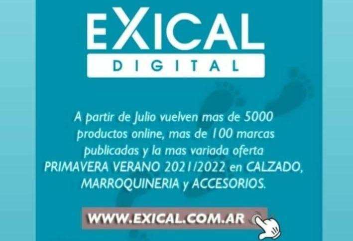 Exical La Exposicion De Calzado De La Region Centro Exical, La Exposición De Calzado De La Región Centro - Noticias Breves