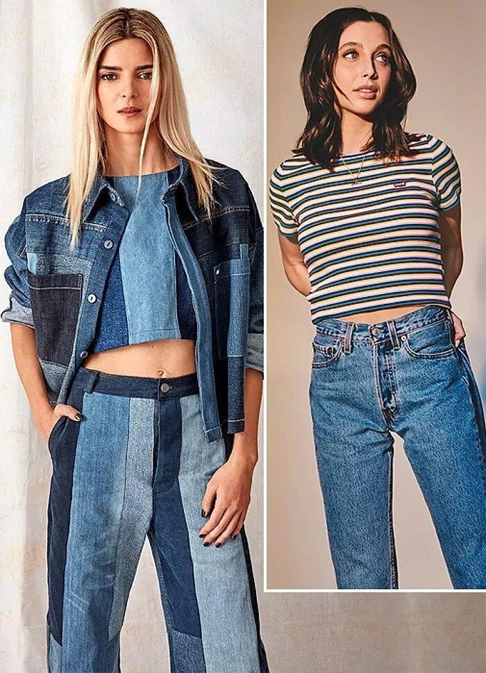 Los Clasicos Jeans Levi´s Se Suman A La Moda Sostenible Los Clásicos Jeans Levi´s Se Suman A La Moda Sostenible - Moda Sostenible