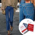Los Jeans Vintage De Valentino Y Levi´s