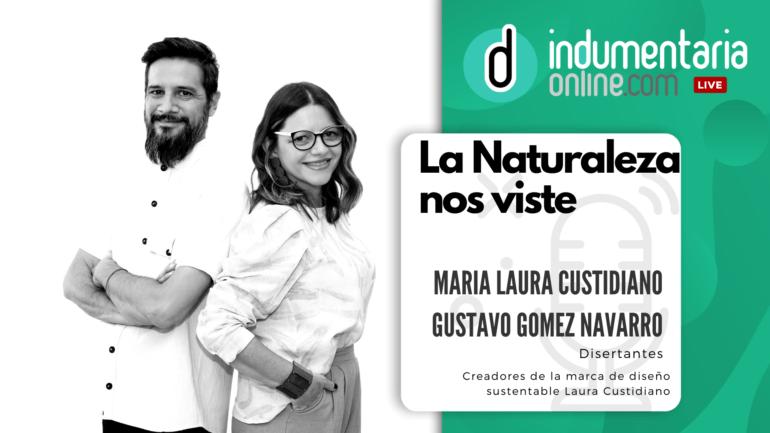Podcast 3: &Quot;La Naturaleza Nos Viste&Quot;