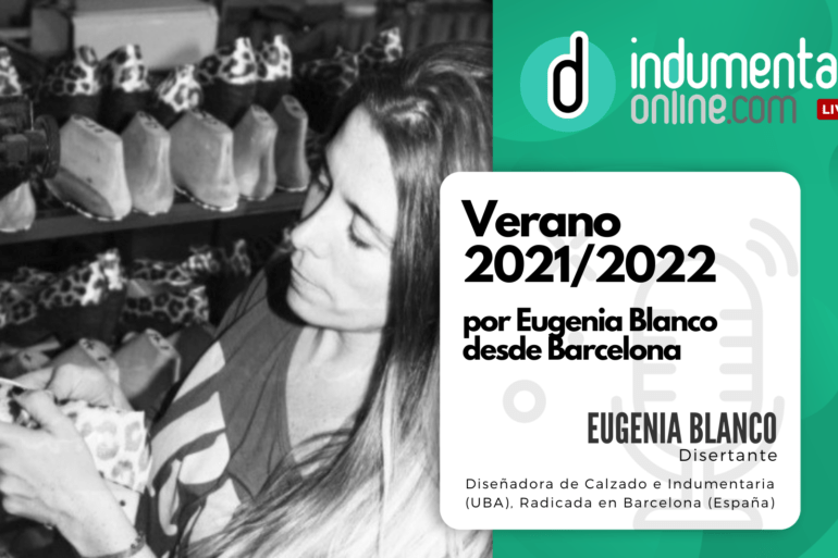 Podcast Episodio 1: Verano 2021/2022 Por Eugenia Blanco Desde Barcelona