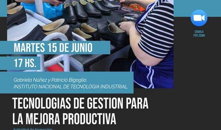 """Tecnologias De Gestion Para La Mejora Productiva """"Tecnologías De Gestión Para La Mejora Productiva"""" - Empresas Calzado, Cuero"""
