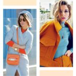 Tendencias 2021/2022: Pale Blue + Naranja