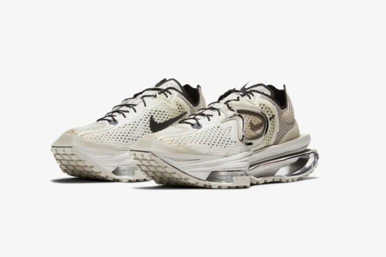 Zapatillas Nike Con La Suela Mas Rara Y Tecnologica Jamas Vista Zapatillas Nike : Innovación En Diseño Y Materiales - Empresas Calzado, Cuero