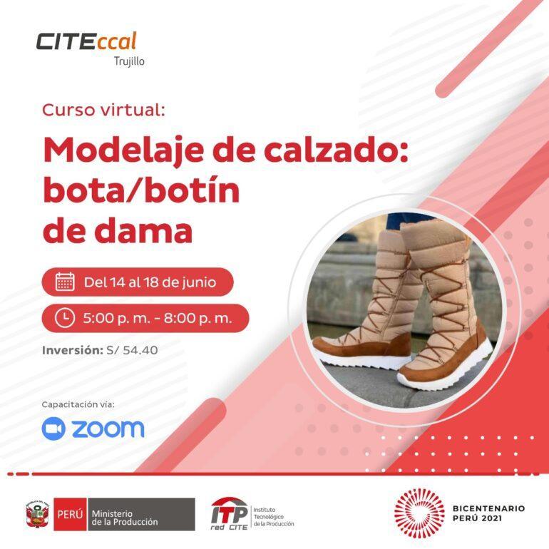 Borrador Automatico 1 Modelaje De Calzado: Bota, Botineta De Dama - Noticias Breves