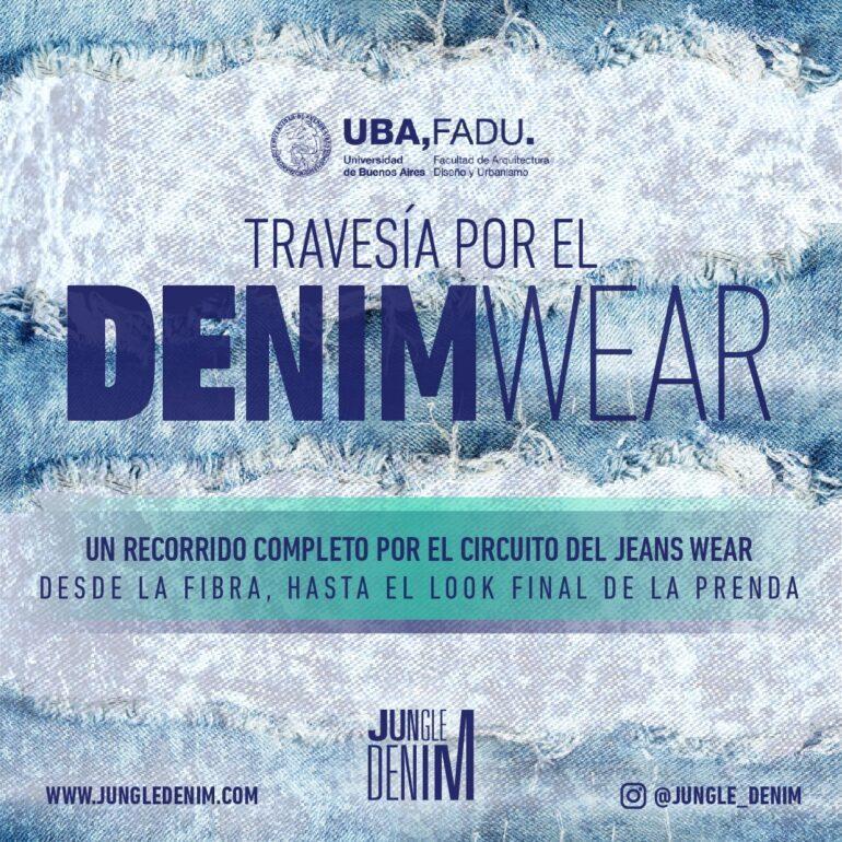 Borrador Automatico 4 &Quot;Travesía Por El Denim Wear&Quot; - Empresas Textiles