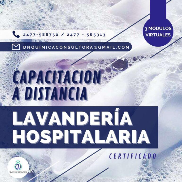 Borrador Automatico Capacitación Lavandería Hospitalaria - Noticias Breves
