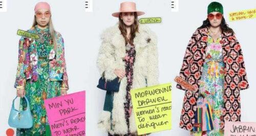 Gucci Revoluciona La Sostenibilidad Con Su Nuevo Material Vegano Gucci Revoluciona La Sostenibilidad Con Su Nuevo Material Vegano - Empresas Calzado, Cuero