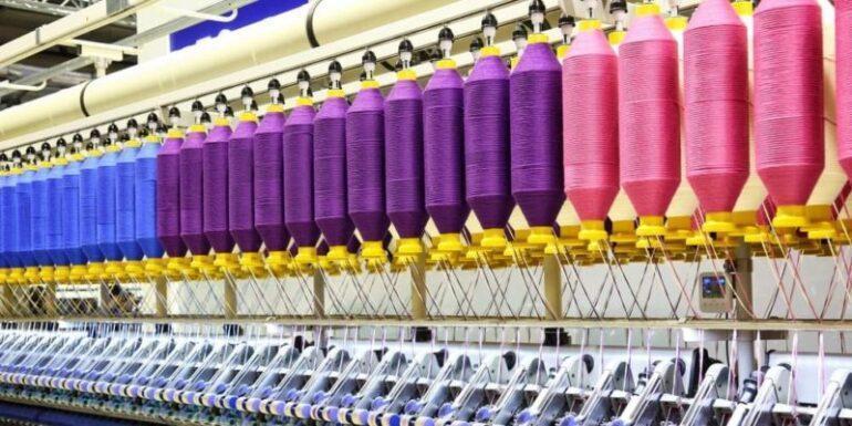 La Industria Turca De Maquinaria Textil 1 La Industria Turca De Maquinaria Textil - Máquinas Textiles