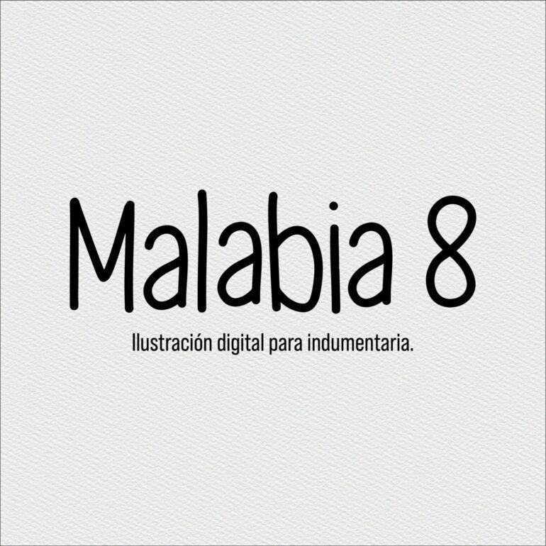 Logo 08 Malabia 8 -
