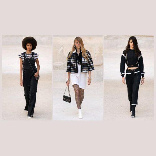 Moda Chanel Resort 2022 1 Moda: Chanel Resort 2022 - Moda Y Diseñadores Textil E Indumentaria