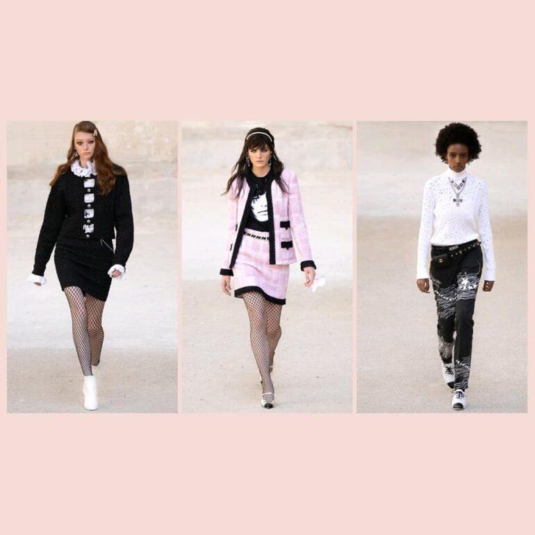 Moda Chanel Resort 2022 Moda: Chanel Resort 2022 - Moda Y Diseñadores Textil E Indumentaria