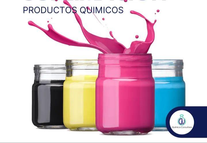 20210724 191307 Tintas De Sublimación: ¿ Cómo Se Utilizan? - Productos Químicos Textiles
