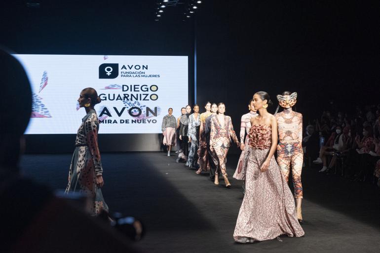 6100659A63A3A Moda Con Sentido Social: La Propuesta De Inexmoda Y Fundación Avón - Eventos Textil E Indumentaria