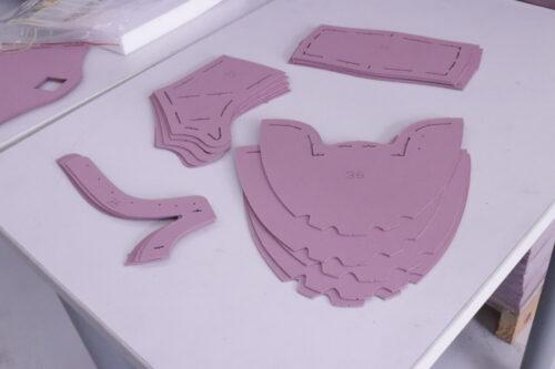 Seriado De Calzado 2 Tecnología 3D En La Industria Del Calzado - Máquinas Calzado/Cuero