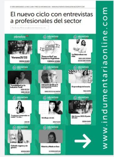 Indumentaria Online En La Revista Multiservicios 1 Indumentaria Online En La Revista Multiservicios - Prensa