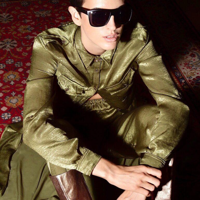 Moda Estetica Militar Moda: Estética Militar - Noticias Breves