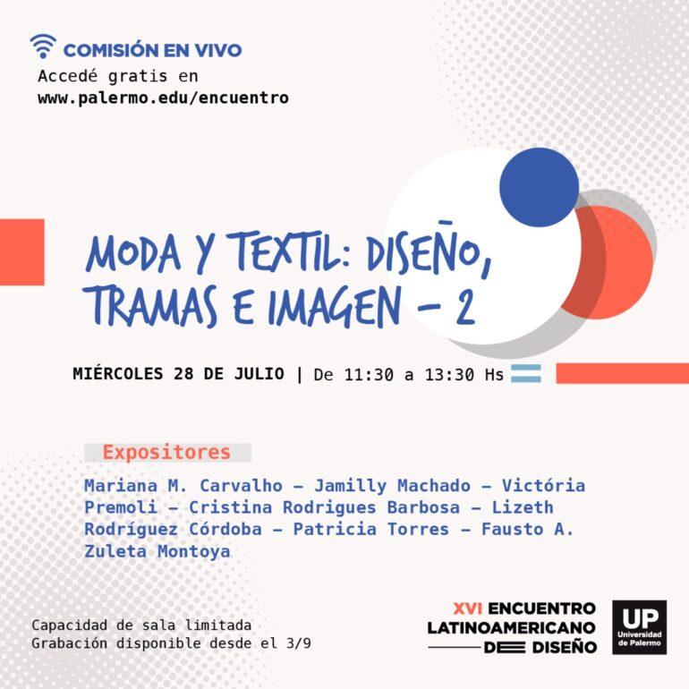 Moda Y Textil Diseno Trama E Imagen 2 Moda Y Textil: Diseño, Tramas E Imágen 2 - Noticias Breves
