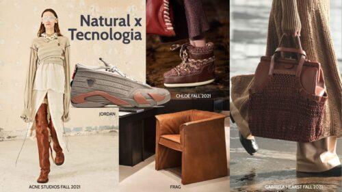 Natural Y Teconologia Lenguaje De Toda La Cadena De Producción De La Moda - Eventos Calzado, Cuero