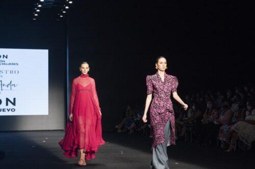 Paulina Anda Moda Con Sentido Social: La Propuesta De Inexmoda Y Fundación Avón - Eventos Textil E Indumentaria