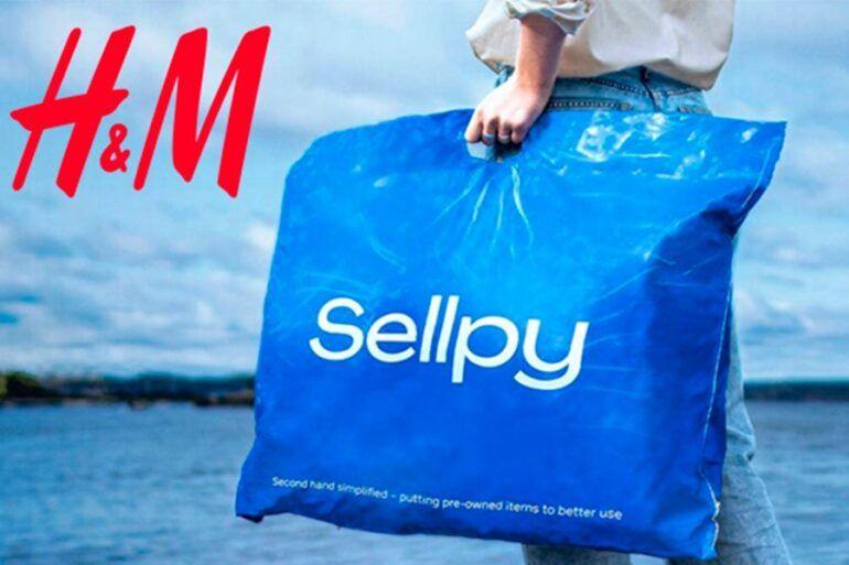 Selpy La Marca De Ropa Usada De Hm H&Amp;M Con Su Marca Que Va Por La Sostenibilidad - Moda Sostenible