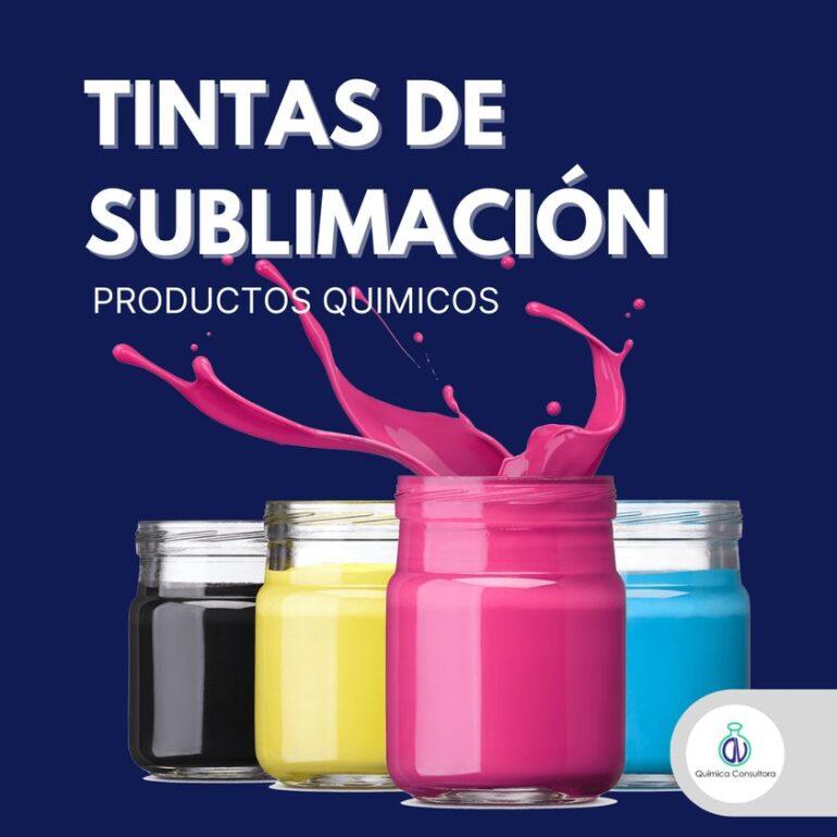 Tintas De Sublimacion ¿Que Son Tintas De Sublimación: ¿Que Son? - Productos Químicos Textiles