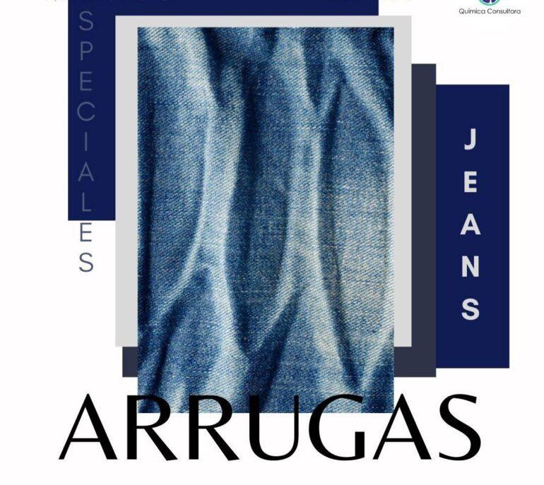 Tratamientos Para Jeans Arrugas Tratamientos Para Jeans: Arrugas - Empresas Textiles