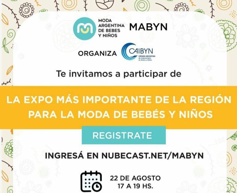 20210821 201310 Mabyn, Exposición Virtual De Indumentaria Para Bebés Y Niños - Noticias Breves