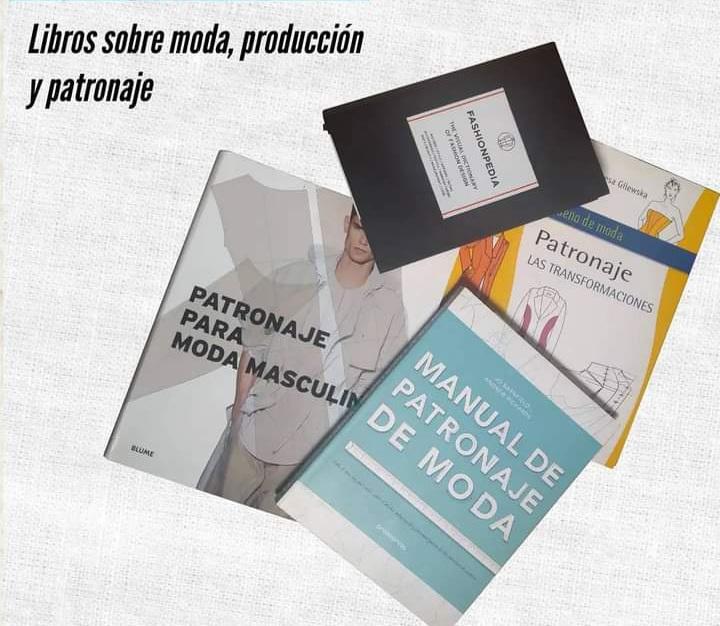 20210829 134550 Libros Sobre Moda, Producción Y Patronaje - Interes General