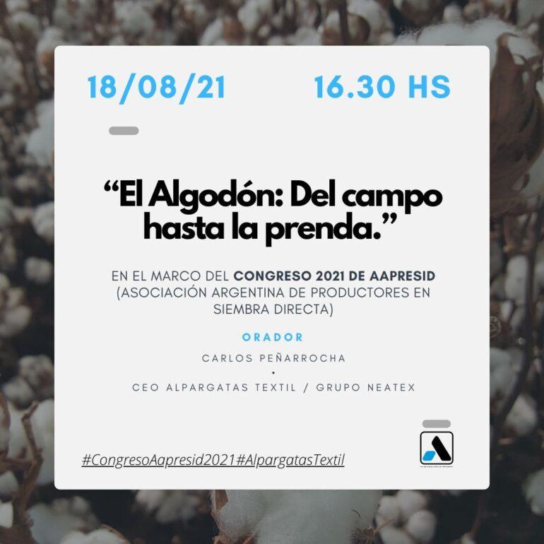 Algodon Del Campo A La Prenda El Algodón: &Quot;Del Campo Hasta La Prenda&Quot; - Noticias Breves